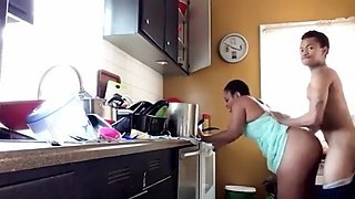 cooking kitchen sex black