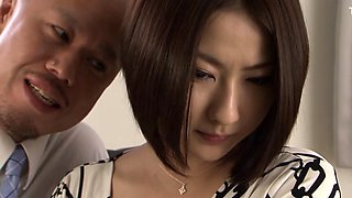 Megumi Haruka in Fall in Love Beauty Junior Wife part 1.3