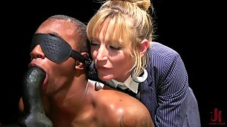 Mona wales kinks buck wright&#039s ass