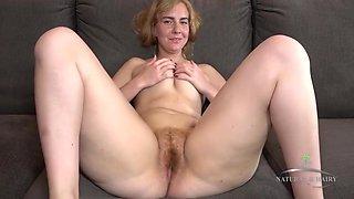Syntia- Masturbation Blonde Pussy