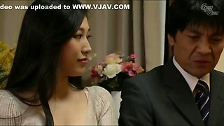 VKO-308 step-mom drunk mother