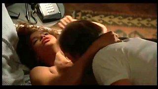 Kasi Lemmons,Jennifer Beals,Maria Conchita Alonso in Vampire's Kiss (1989)