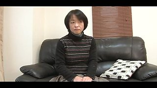 49yr old Granny Tomoe Nakamachi Drilled (Uncensored)