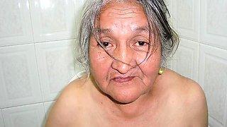 HelloGrannY Amateur Shots of Grannies and Latinas