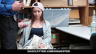 Shoplyfter - Hot Teen Fucks Her Way Out Of Trouble