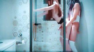 Chinese Femdom Crossdresser Slave Serving Mistress Chin