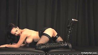 Emily the dominatrix