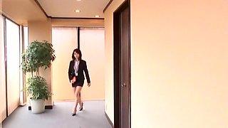 Horny Japanese slut Mona Asamiya in Amazing Fingering, Threesomes JAV clip