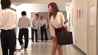 Fabulous Japanese chick Kaori in Best Hardcore, Facial JAV video
