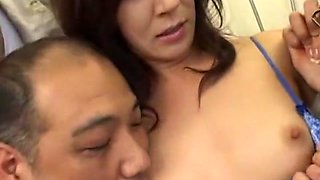 Exotic Japanese girl in Horny Handjobs, Fingering JAV clip