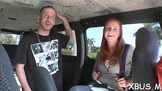 happy fuck in a car till orgasm video
