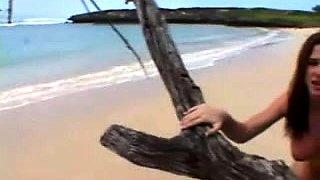 Nude Beach swingers beach