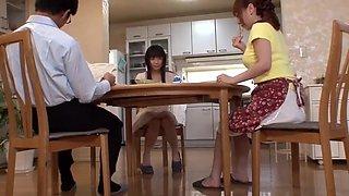 Jap Lesbian New Daughter