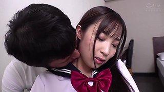 Asian Coquettish Schoolgirl Hot Sex Video