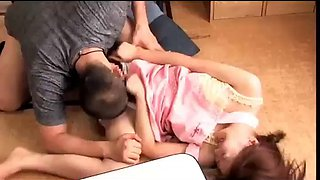 Japanese housewife gets forced by neighbor (full: bit.ly2q9u8me)