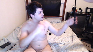 busty emo girl playing with her tiny dick boyfriend #2