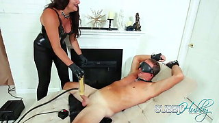 Getting milked by Michelle Lacy