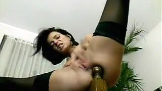 Flexible Girl Fingering