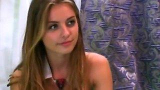 Naughty schoolgirl webcam college girl