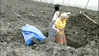 Softcore mexican porn. Pissing on a grave, tits and full frontal