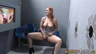 hairy cunt gloryhole slut