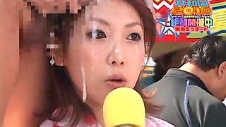 Japanese Public cumwhore