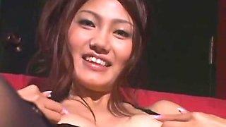 Aki Anzai in Sell Debut