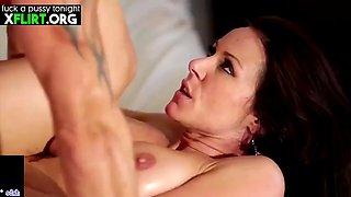 Busty Cheating Mom Kendra Lust Hard Fucking On Bed