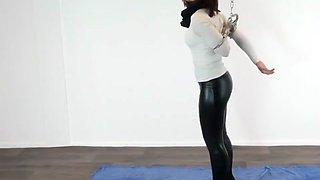 Horny sex scene Bondage craziest show