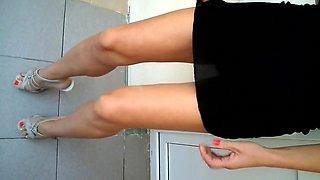 legs and heels