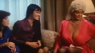 Mike Horner, Shanna Mccullough And Mai Lin - All The Way In (1984 Vhs Videotape)