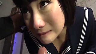 Japanese schoolgirl no.1