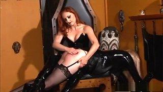 Crazy pornstar Mistress Gemini in exotic big tits, lesbian sex movie