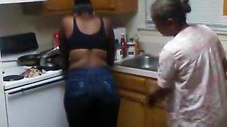 Jaquita gets a hard spanking