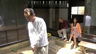 Misa Yuuki Bold Bride Hot Front Good Father-in-law