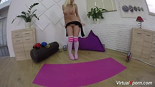 flexi daisy lee body stretching
