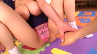 Amazing Japanese chick Yui Serizawa in Fabulous Big Tits, Blowjob JAV scene