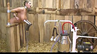 Compilation of women getting milked like a cow!