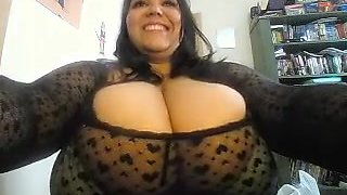 big titty mexican in shower