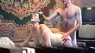 Amateur - classic - russian babe fisted   bottled