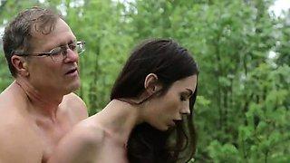 Innocent schoolgirl was seduced and shagged by elder 93iit