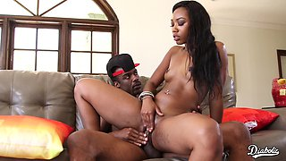 Chanell Heart Babysitting Whore