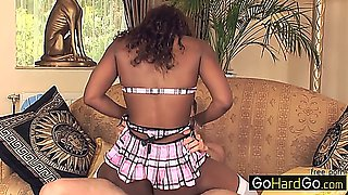 Ebony Step Daughter Love Anal  Jasmine Webb