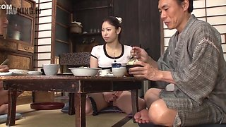 Minami ayase big lust form my father in law