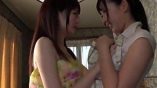 Shuri Atomi Dominates Lesbians 17