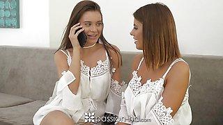 Kinky Step sisters orgy ft Lana Rhoades
