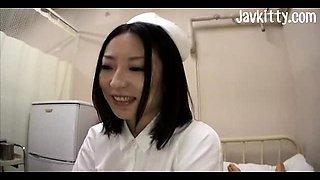 Japanese Nurse Blows Patient