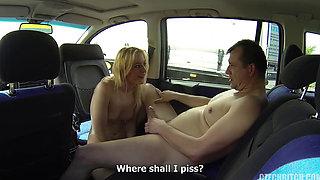 Czech Car Porno Sex