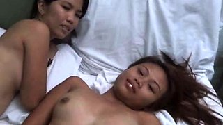 Tourist Fucks 2 Tiny Filipina Teens!
