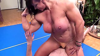 Mixed wrestling 13
